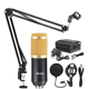 Professional bm 800 Condenser Microphone 3.5Mm Wired Bm-800 karaoke BM800 Recording Microphone for Computer Karaoke KTV