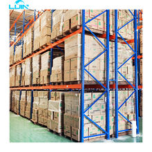 LIJIN Warehouse Heavy Duty Steel Racking Selective Pallet Rack System