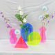 Vase Flowers JAYI Wholesale Custom Made Shape Size High Quality Acrylic Vase For Flowers