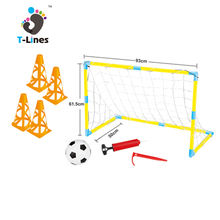 Hot selling kids sport training game football set toys
