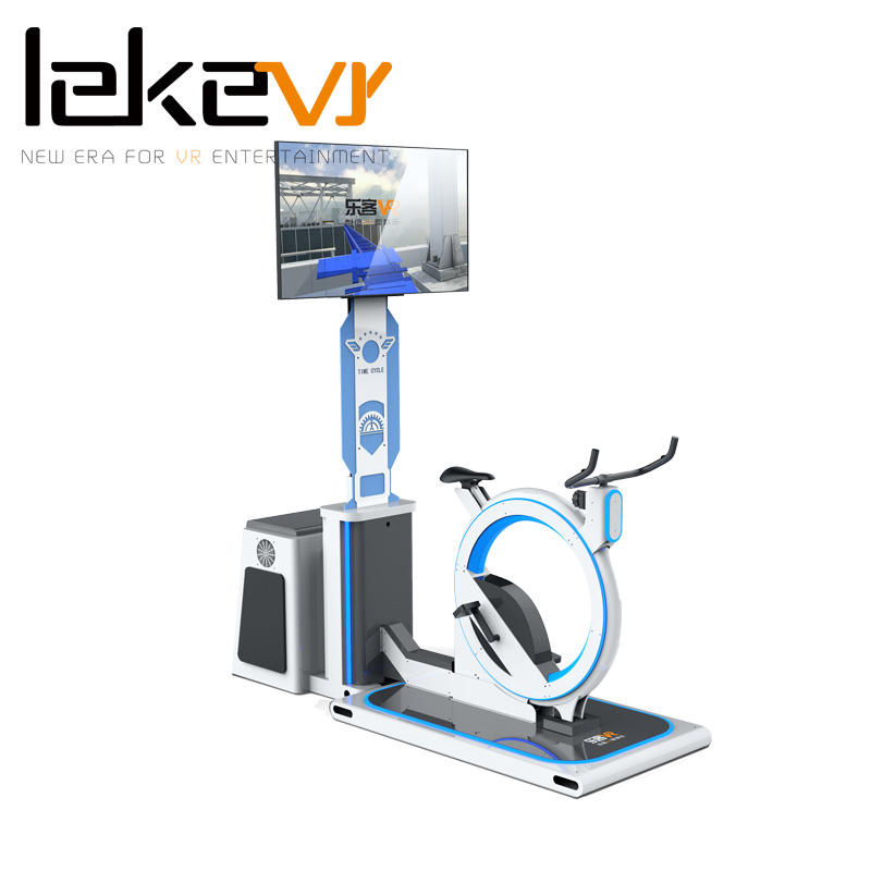 Indoor Entertainment Virtual Reality Bike Home Fitness Equipment VR Bicycle