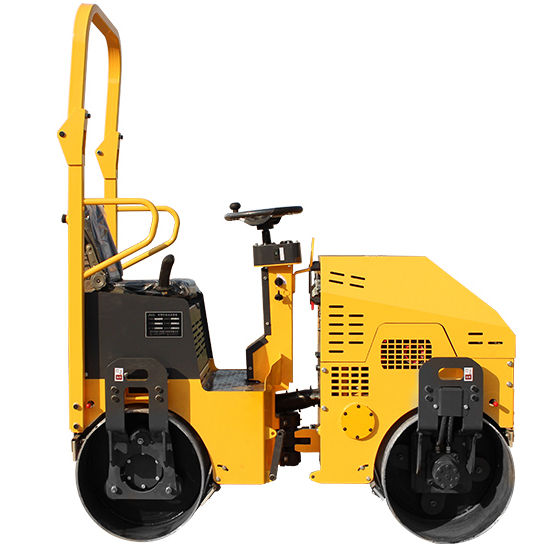 Mechanical Single Drum Vibratory Road Roller Double Drum Made In China