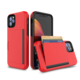 Amazon hot sale tpu pc flip card holder suitable mobile phone case for iPhone 11