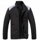 Promotional Designer Nepal Cashmere Men's Clothing Fall Winter Warm Padded Polar Fleece Jackets