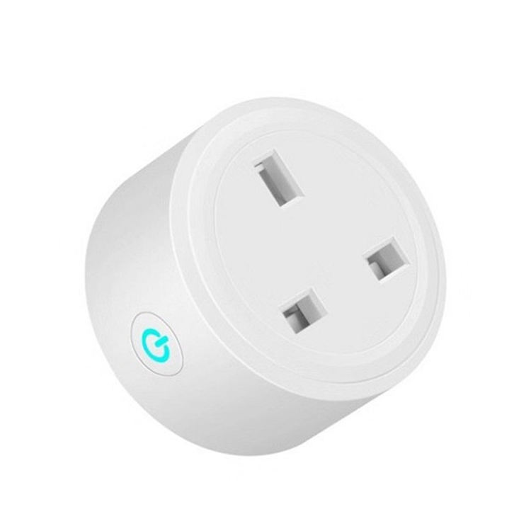 Excel Digital Wifi Smart Plug 16A UK 3 Pin Plug Mini Smart Socket Smart Life Wifi Plug UK