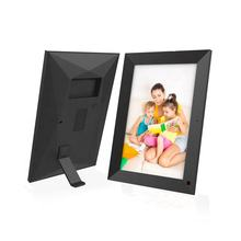 10.1 Inch Frameo app multi-user share phone connect video photo digital picture frame wifi