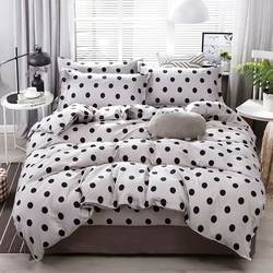 Best price Bide Polka Dot Bed Sheet Set Super Soft Luxury Ho