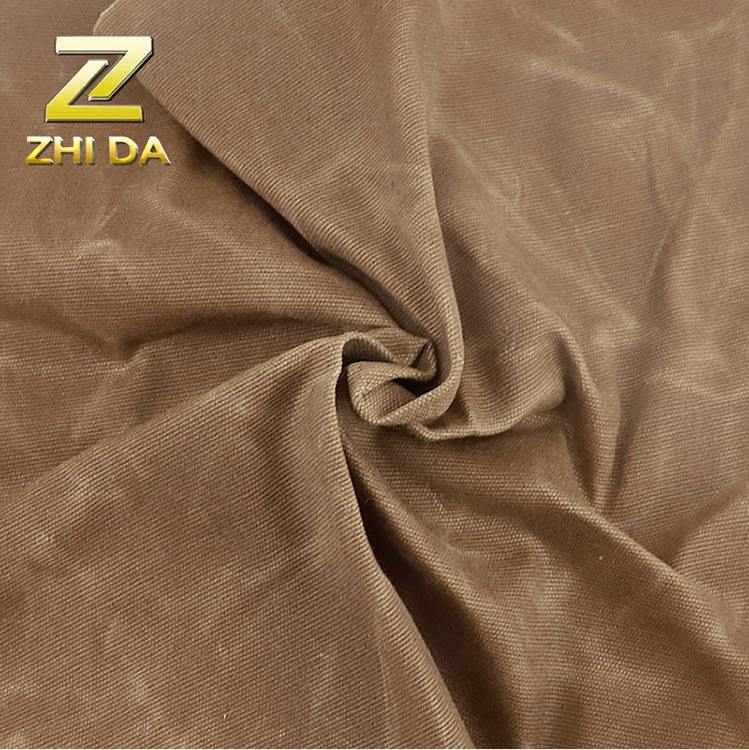 Factory Wholesale price cotton waterproof waxed canvas material for sale