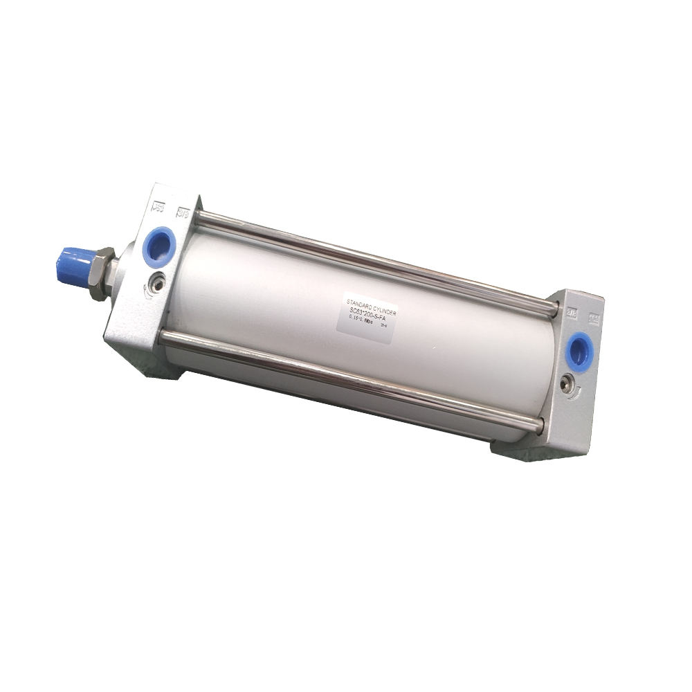 SC SU Series Cylinder Airtac Pneumatic Clamping Pneumatic Air Cylinder Double Acting Type