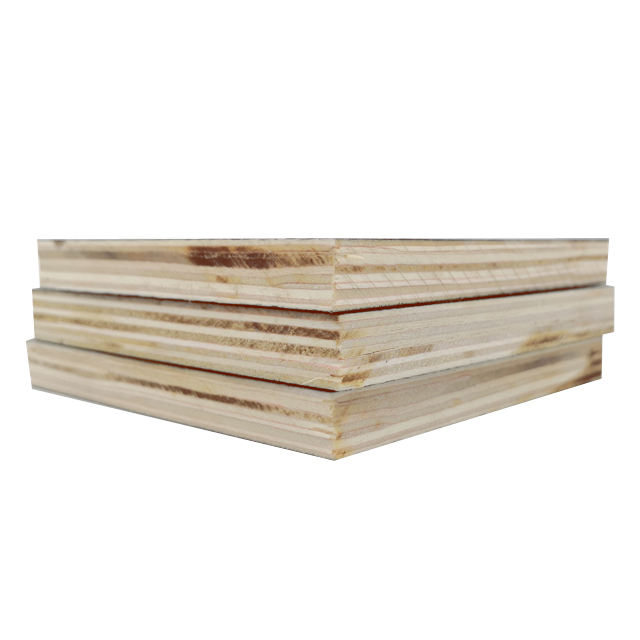 18mm Film Faced Plywood Construction Grade Waterproof Sheet