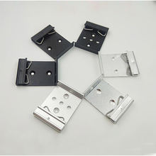Aluminum Din Rail Mounting Clip For 35mm Din Rail