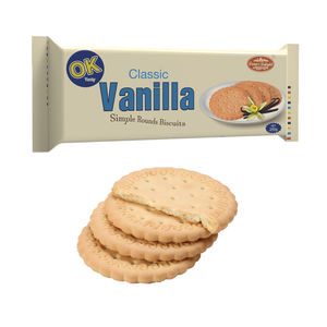 Marie biscuit 250g Maria Couches basses calories glucose biscuits bébé biscuits croustillants