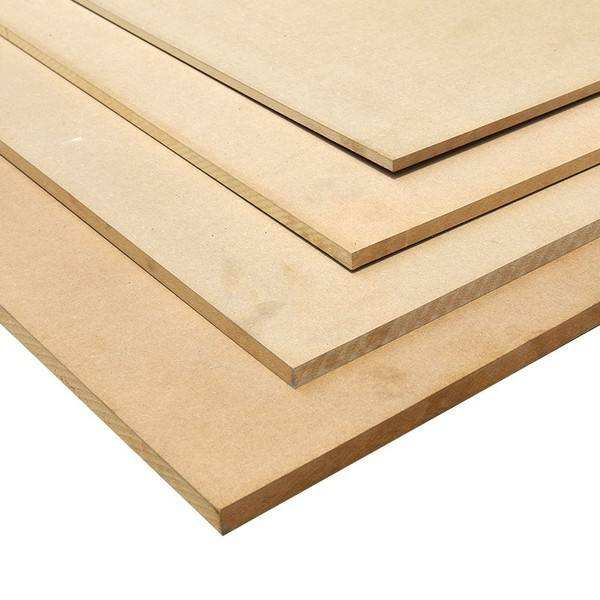 Raw MDF Wood Prices / Plain MDF from China