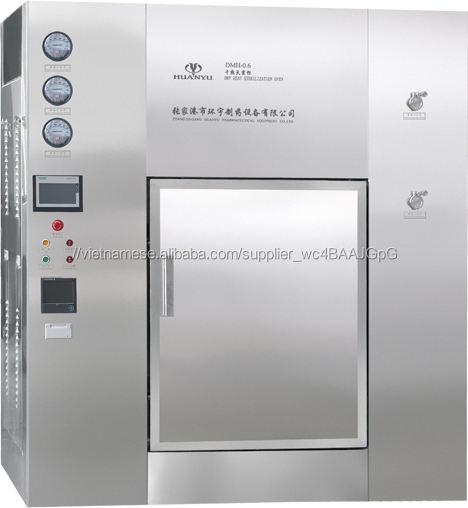 CE khô nhiệt thiết bị y tế khử trùng giá