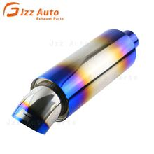 JZZ renault laguna polished exhaust racing muffler for bmw for z3