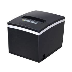 Jepod XP-N260H 80 Mm Lebar Pencetakan Pos Penerimaan Pos80 Non Termal Label Printer Desktop Thermal Printer Mini A9 dengan Auto cutter