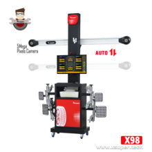 wheel aligner & workshop equipment & garage equipment with CE
