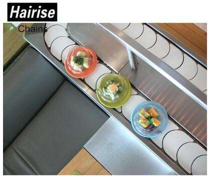 Hairise Customized Transmission Machine sushi conveyor for food industry