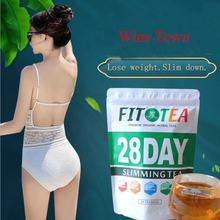 Fit tea 28 days weight loss slimming tea for colon cleanse and burn fat