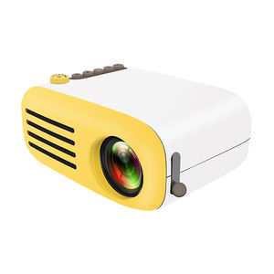 Portable LED Projector Pocket Projector HD 1080P Mini Projector YG200