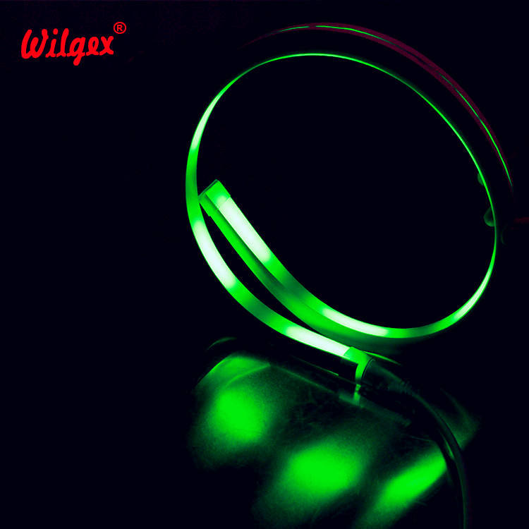 18*16mm energy saving high quality LED Neon Flex lights waterproof SMD 5050 Digital RGB strip 24v