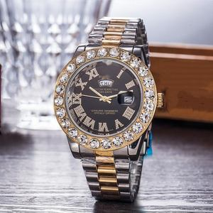 Best price high quality Rolexebl Watch Men Roles Watches Men Gold Luxury Iced Mens Watches
