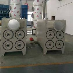 horizontal cartridge dust collector cartridge filter dust collector fume extractor