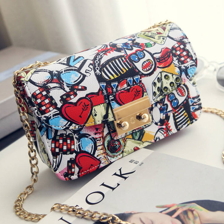 modern style ladies necessary branded fancy hand bags from china