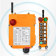 50-60Hz China hot sale 220v F24-8d Remote Radio Control Receiver for lifting electric hoist