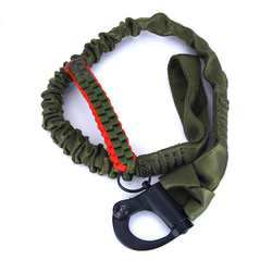 Woven Tactical Lanyard Seal Quick Release Waist Rope Multifu