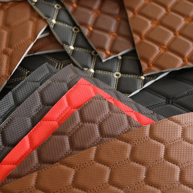 Car Floor Mat Roll Hot Sale Car Floor Mat Material Rolls With XPE Foam Backing