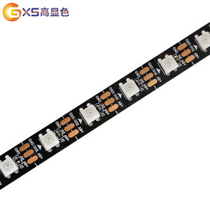 Ws2812b 60led M impermeable 5v Rgb Smd 5050 Wifi controlador 12v Pixel direccionable de 30 digital Ws2812 led