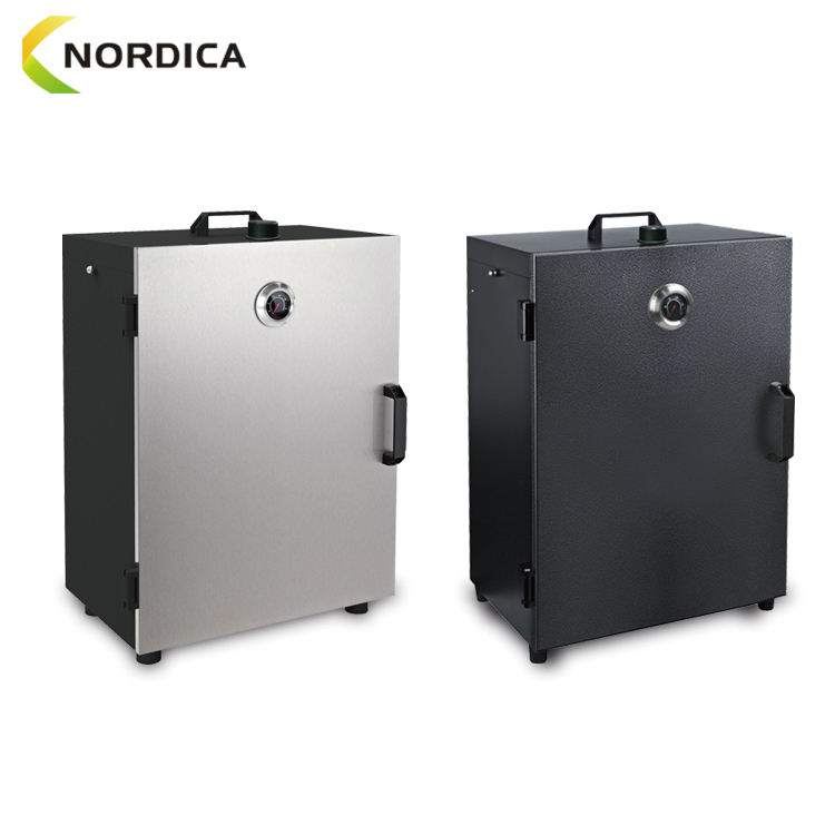Garden BBQ Grill Portable Electric Grill Smoker Box