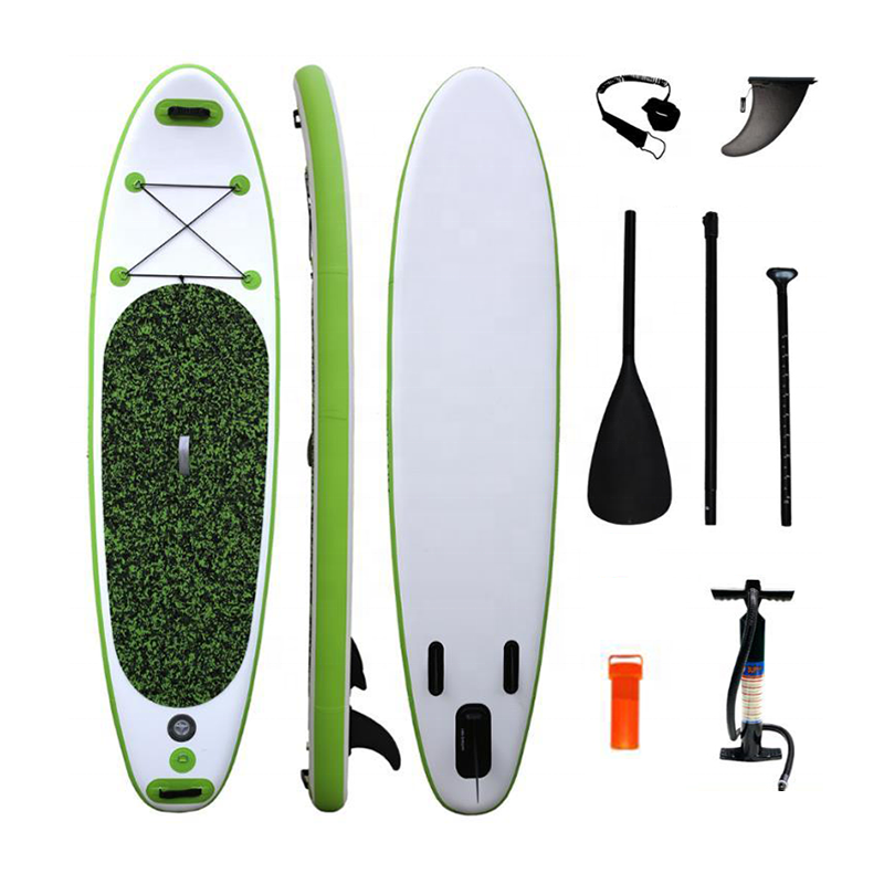 Factory E-commerce Business Procurement Inflatable Stand Up Paddle Board With Sup Accessories