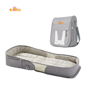 NEW Fashion baby crib portable folding travel baby sleep bed