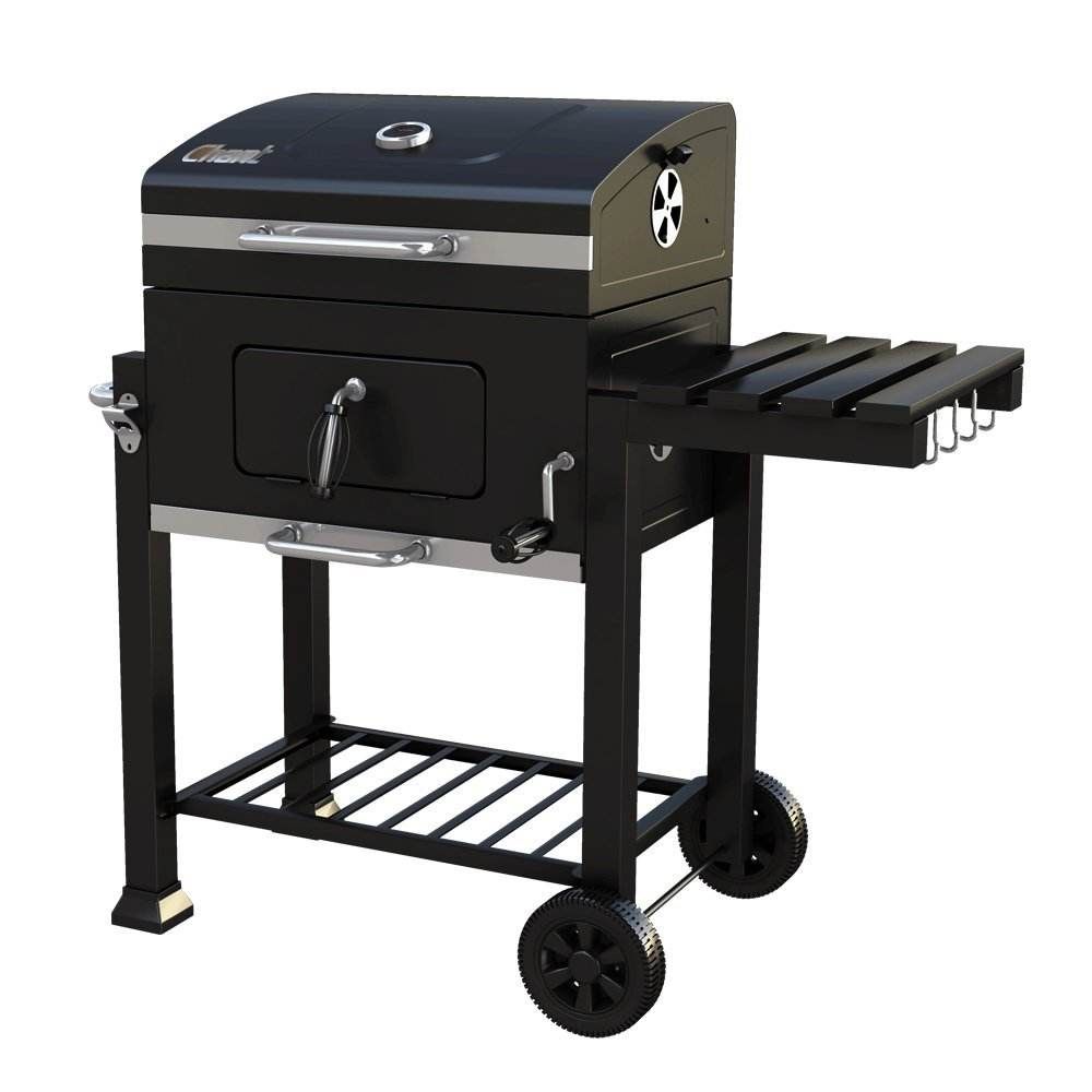 Practical and durable electric professional less smoke barbeque bbq grills