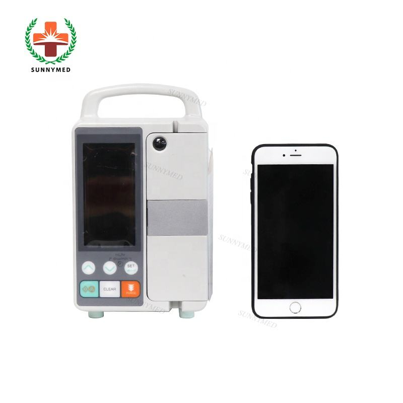 SY-G076-2 Medical portable ICU automatic electronic infusion pump