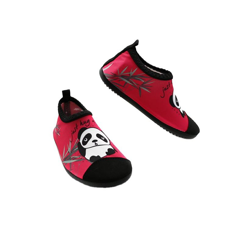 GanXing New Arrival Customized Children's Slip-On Athletic Water Shoes Aqua Socks