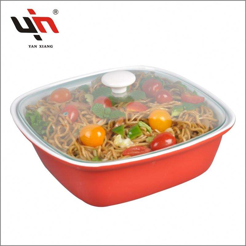 Y1828A Hot Promotion Stoneware Casserole