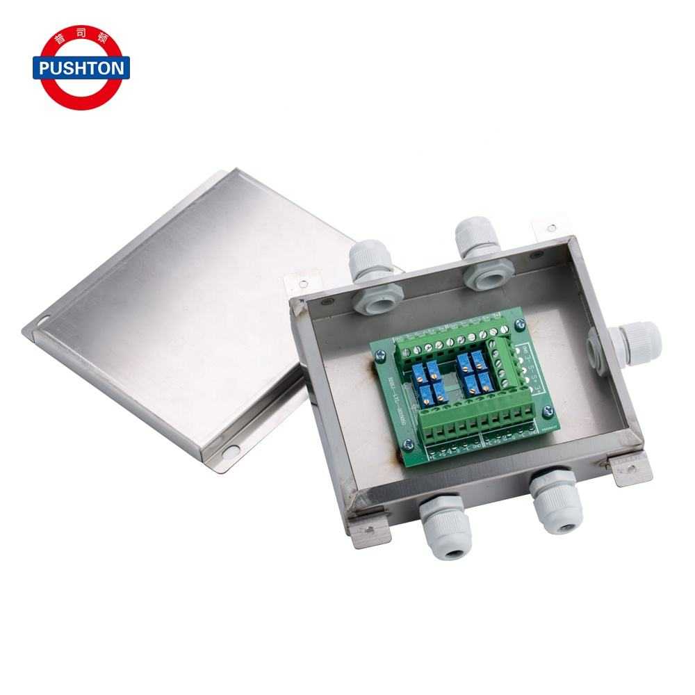 Precision Flameproof Junction Box for Load Cell Electronic Ip67 Box