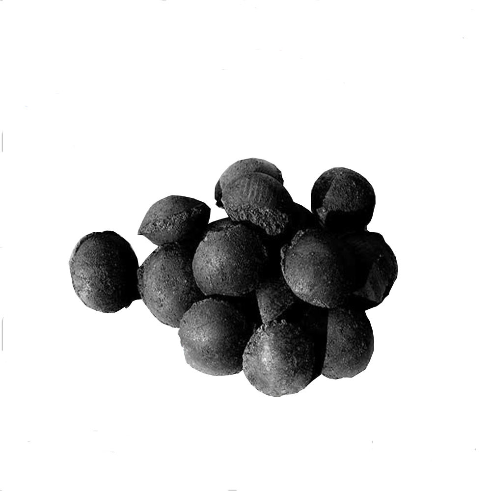 Chinese Manufacturer Supply High Quality Black 88-90% used as Deoxidizer China Factory Alloy Supplier Silicon Carbide ball