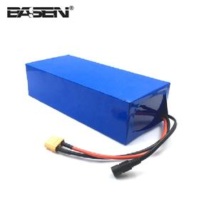 Wholesale rechargeable 12V 24V 36V 48V Li Ion lithium battery pack