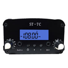 7watts fm transmitter  7watts Long Range Wireless FM Audio Video Transmitter