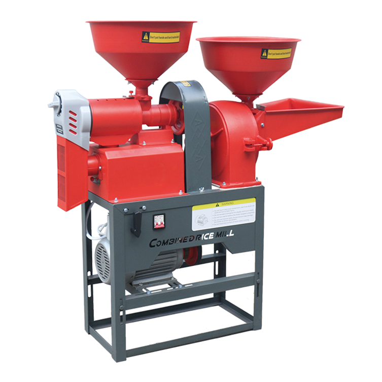 coffee bean maize corn soybean dehuller grinder grinding machine Combined Rice Milling Equipment