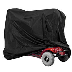 190T Polyester Movable Scooter Rain Cover Waterproof Rain Protection Covers
