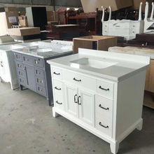 foshan production granite top bathroom furniture modern storage cabinet vanities,hotel project bathroom vanity sets