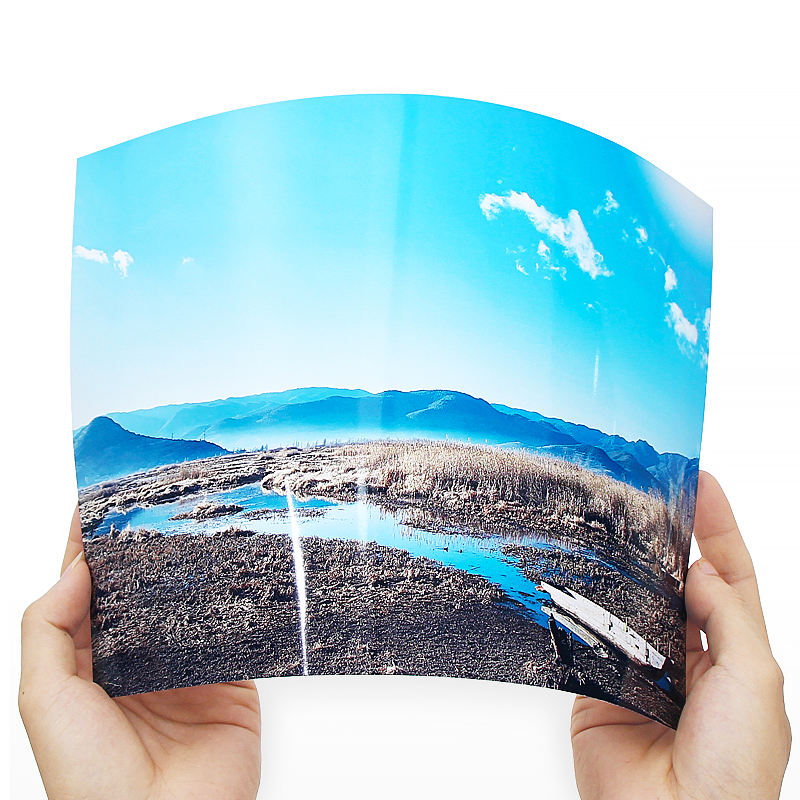 Colorful Customize A4 A5 Waterproof High light Glossy Inkjet Printing Photo Paper