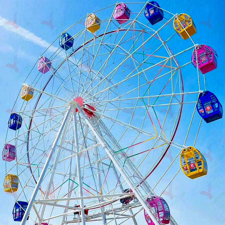 Cheap Price Amusement Attractive Games 30m Electric Ferris Wheel For Sale