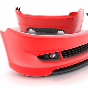 RIM CAR Bumper prototype making Reaction Injection Molding