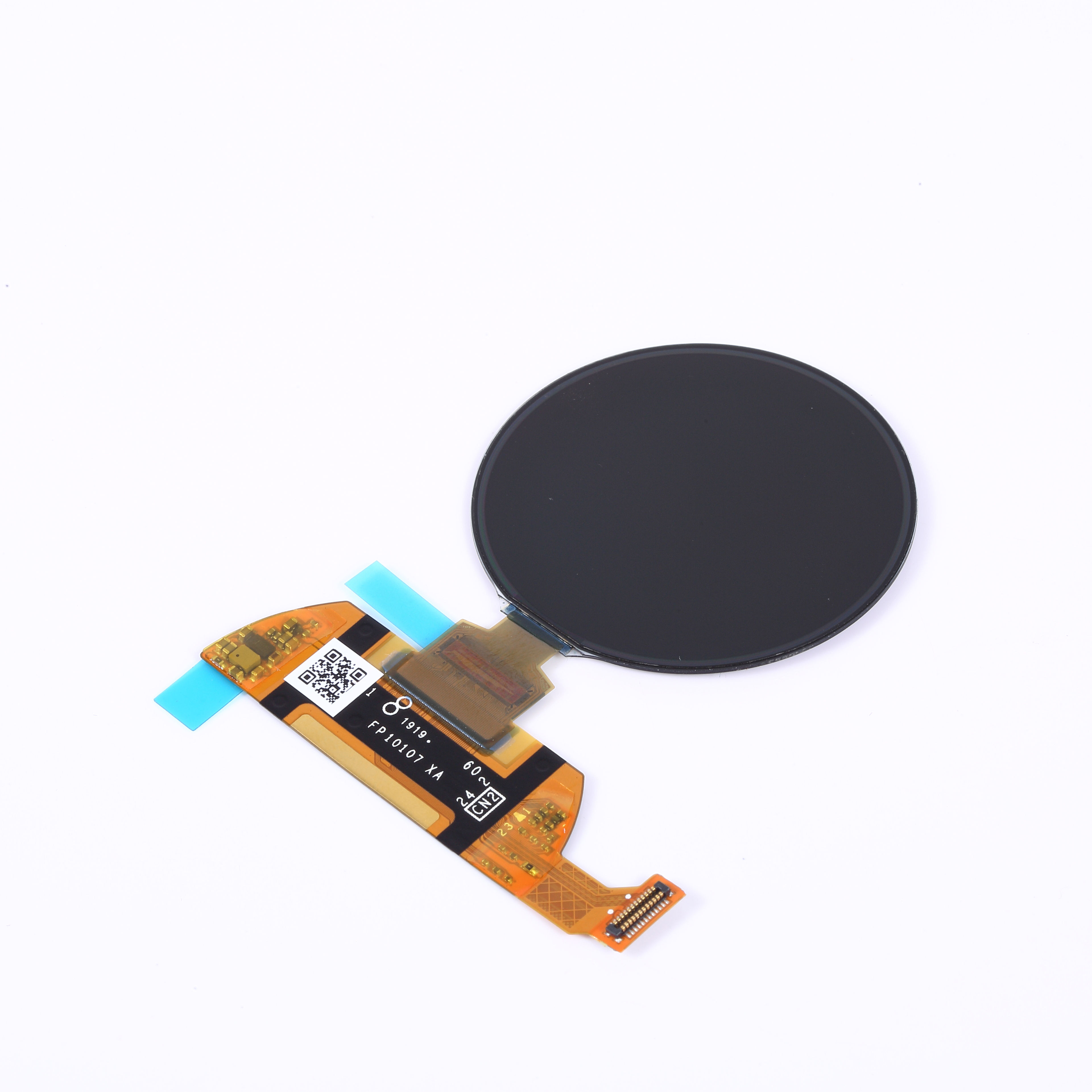Circular AMOLED sunlight readable 1.39 inch 454*454 MIPI SPI Interface with touch board smart watch pop oled display lcd display